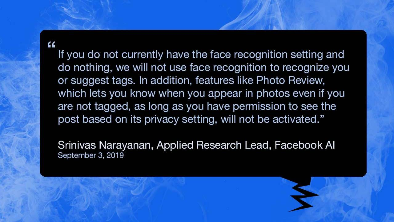 Facebook adds face recognition opt-out: Here's how to disable it