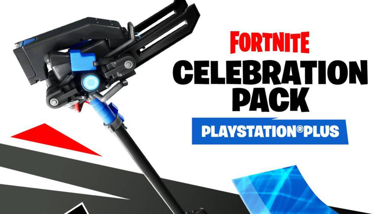 New Fortnite 'Celebration Pack' exclusive for PS Plus revealed in tweet