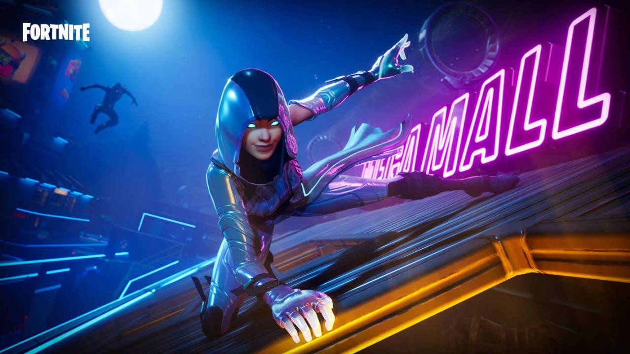 Samsung's new Fortnite GLOW skin arrives: Here's how to get it