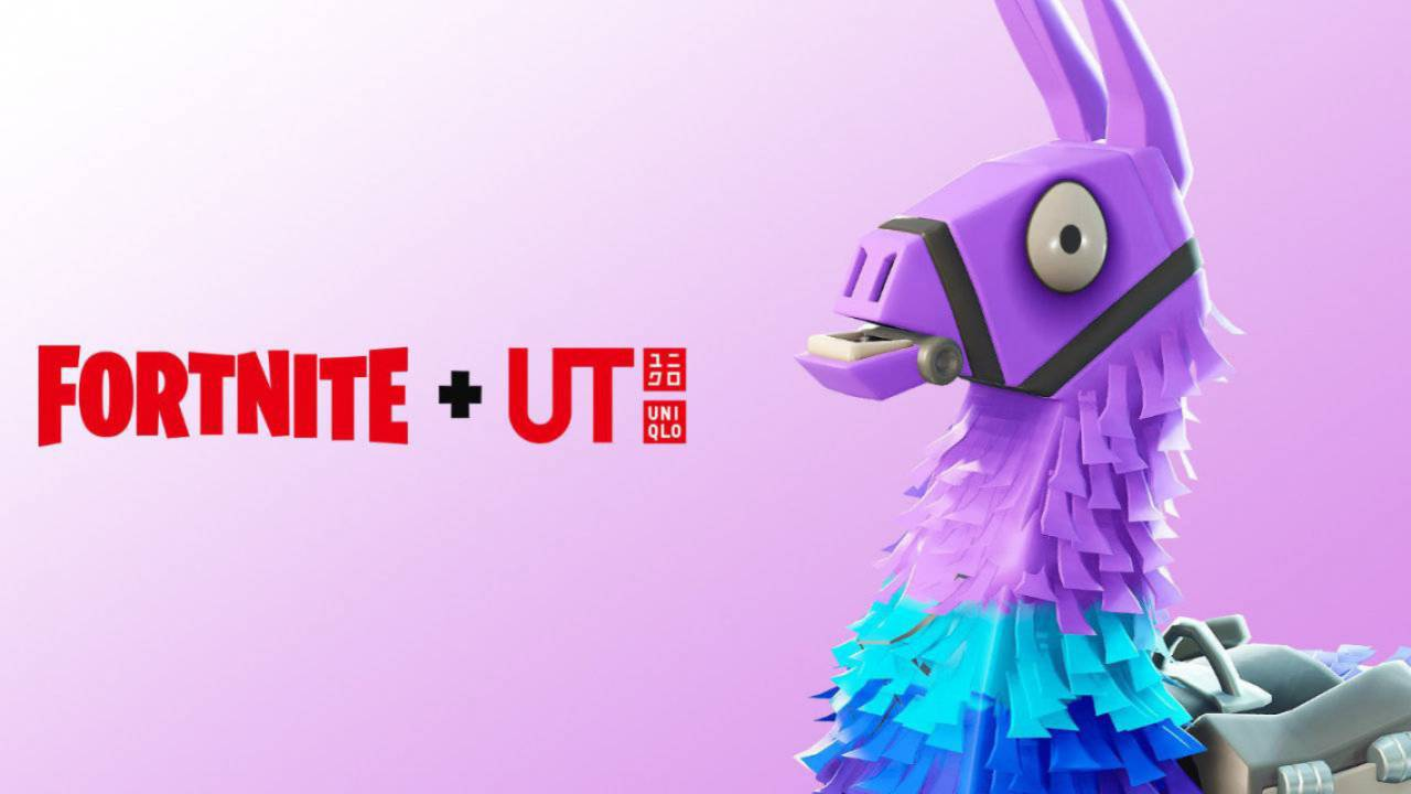 Epic gives first look at Fortnite X Uniqlo hoodies and shirts