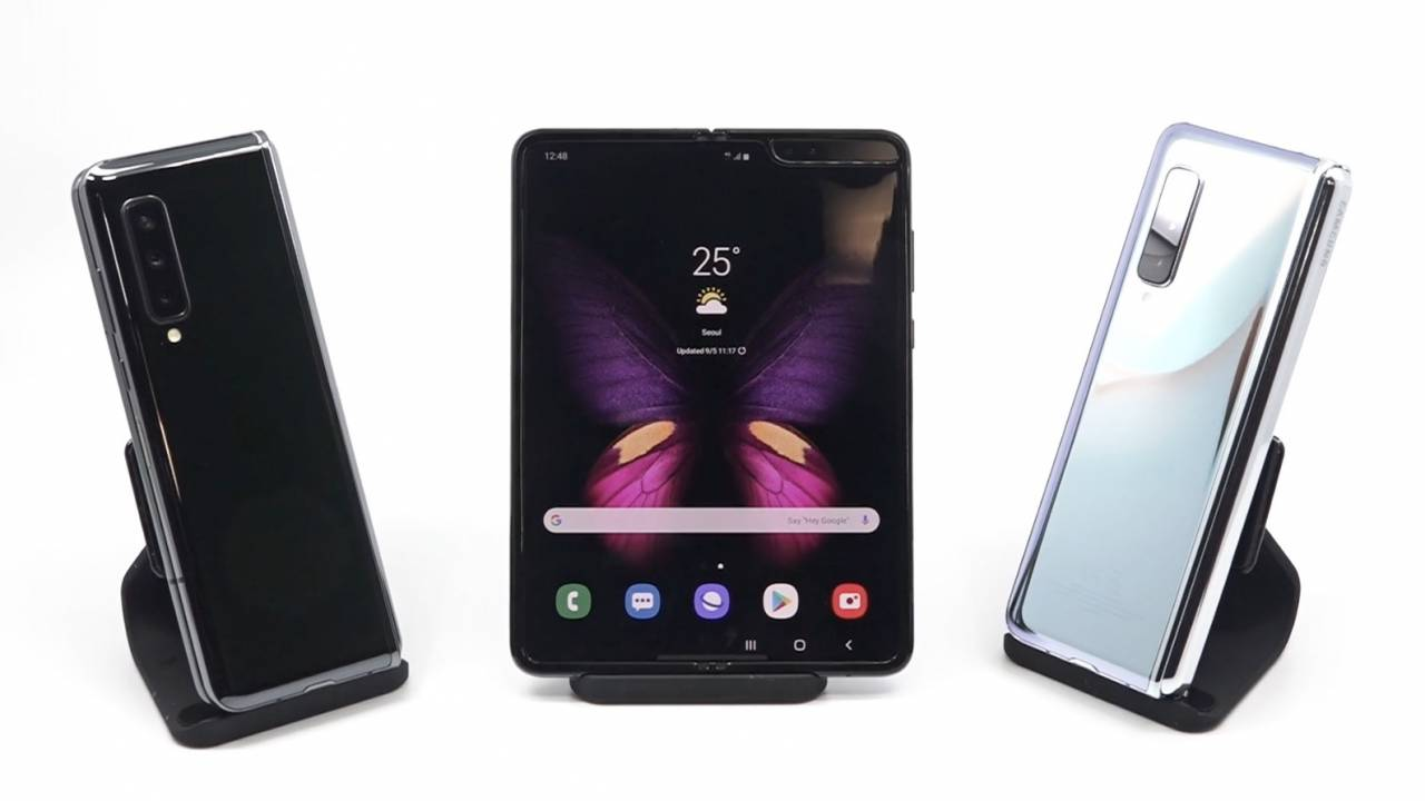 """Everything rests on these 3 Samsung Galaxy Fold """"fixes"""""""