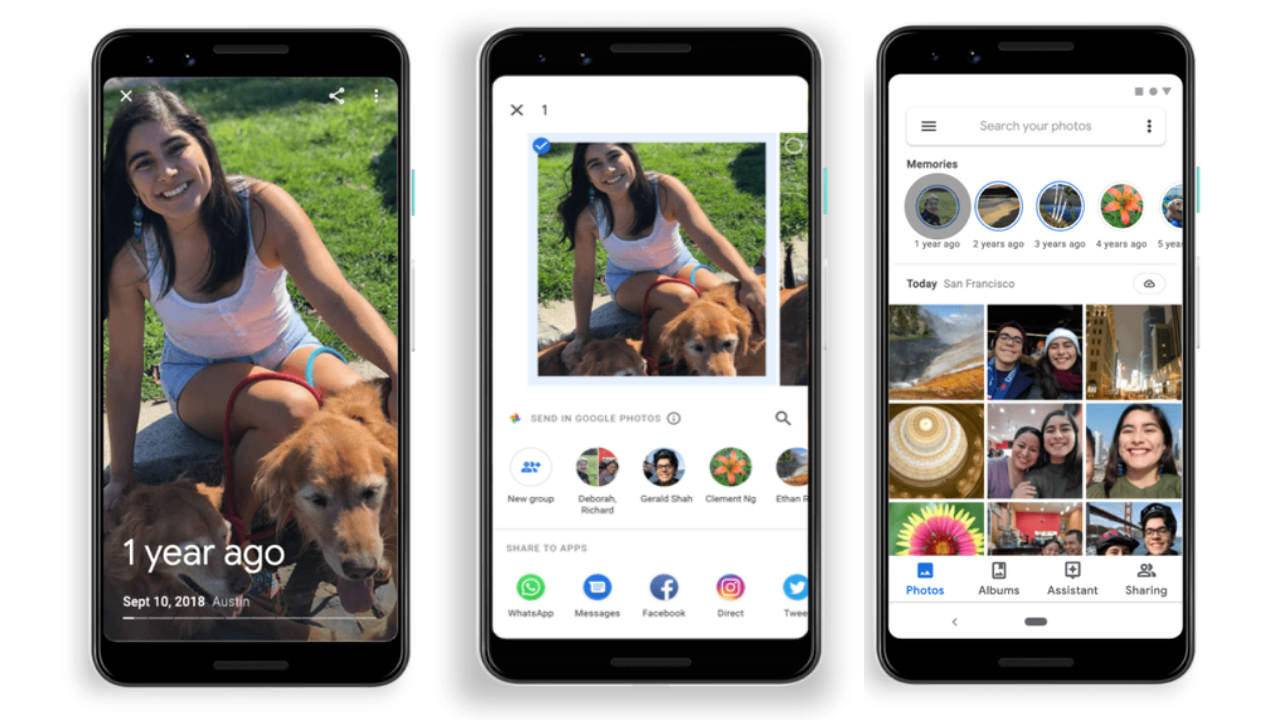 Google Photos' new Memories are private AI-curated stories