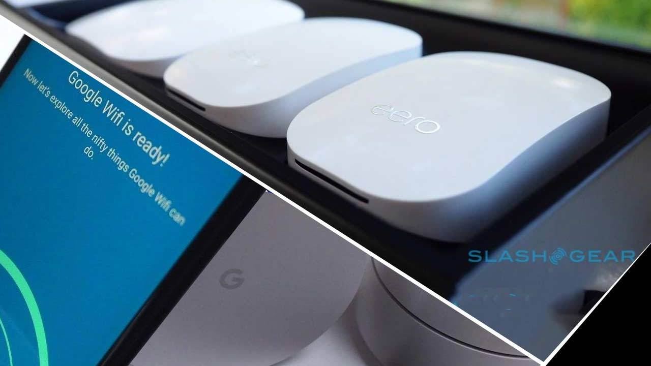 Google Nest Wifi leaked for Pixel 4 event