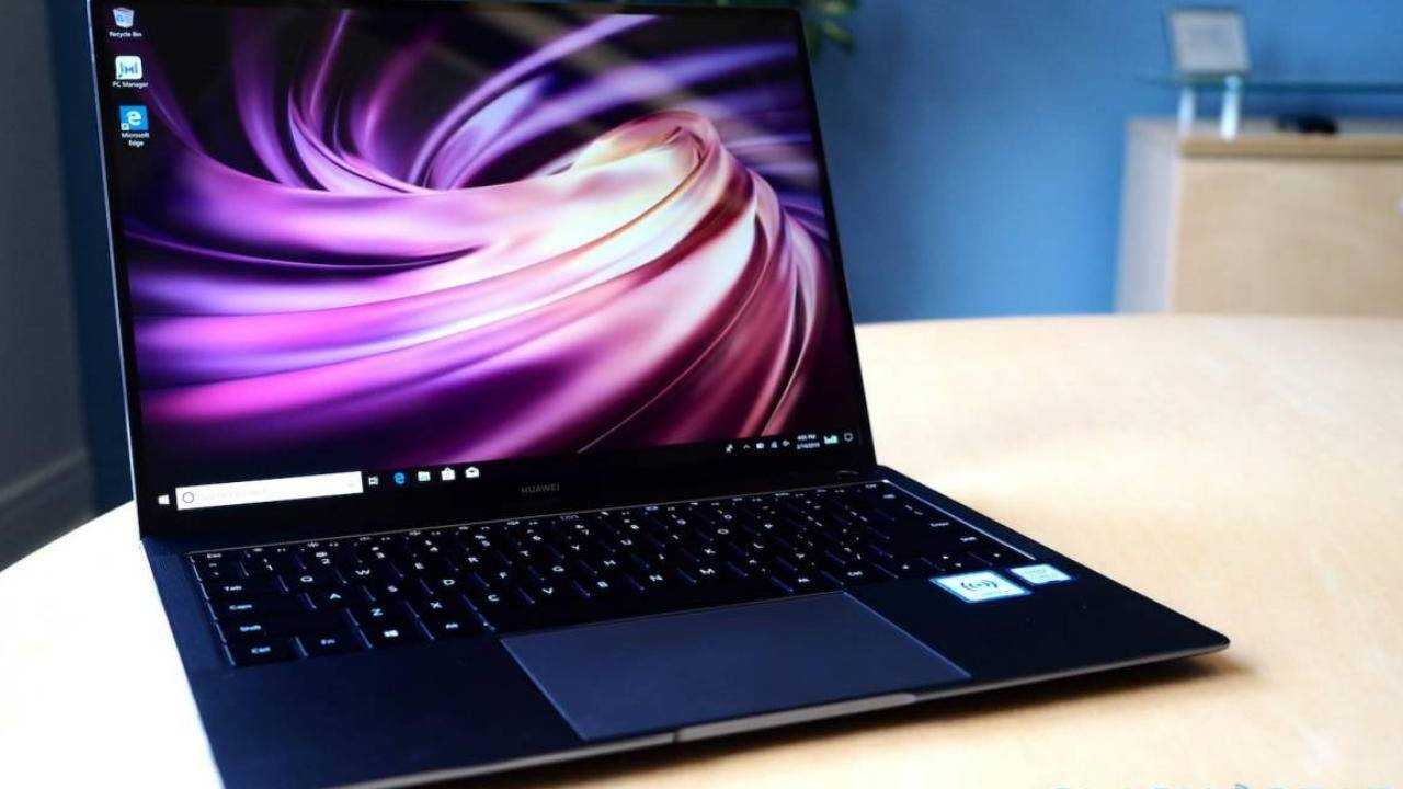 Huawei now sells MateBook laptops in China running Linux