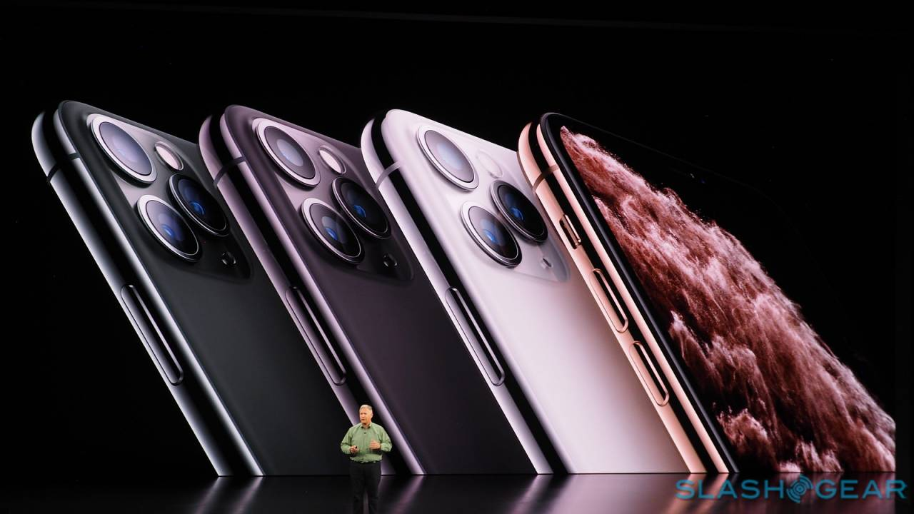 iPhone 11 Pro brings triple cameras and big battery boost