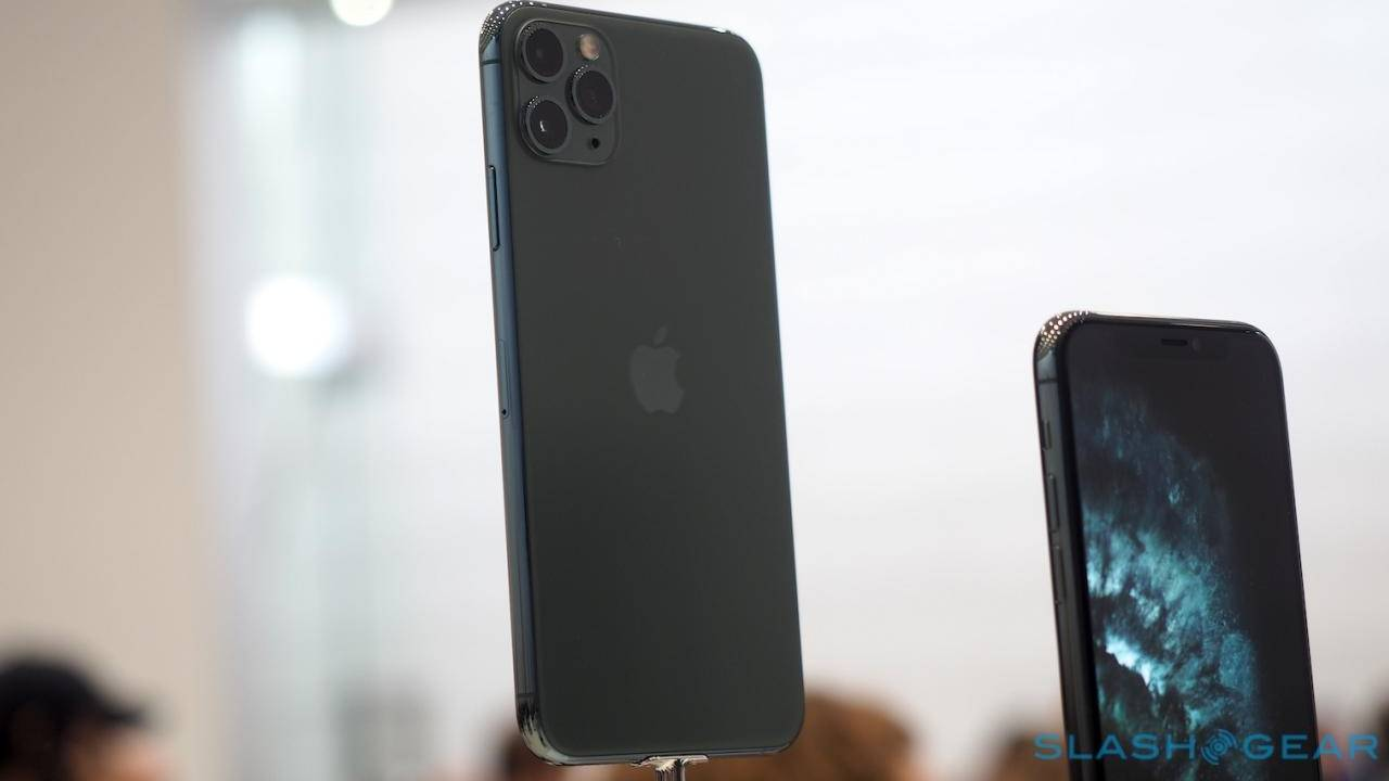 iPhone 11 Pro finally gets a faster charger