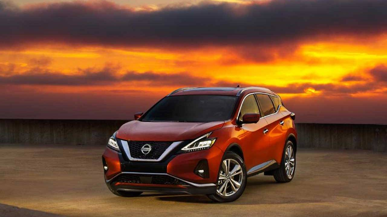 2020 Nissan Pathfinder and 2020 Murano pricing announced