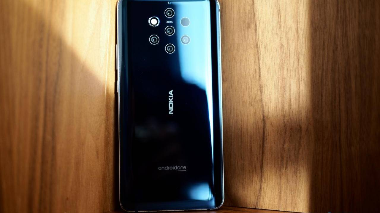 Nokia 9 PureView DxOMark review shows it has a long way to go