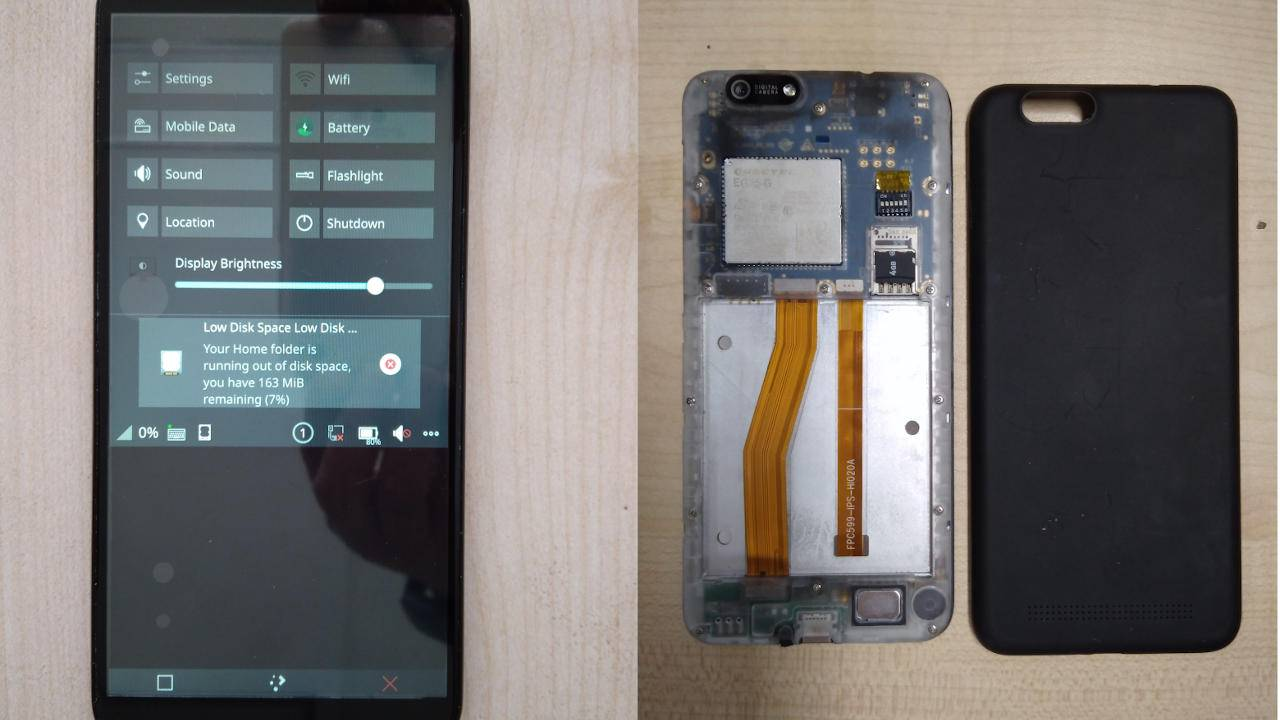 PinePhone Linux phone prototypes to ship to developers this month