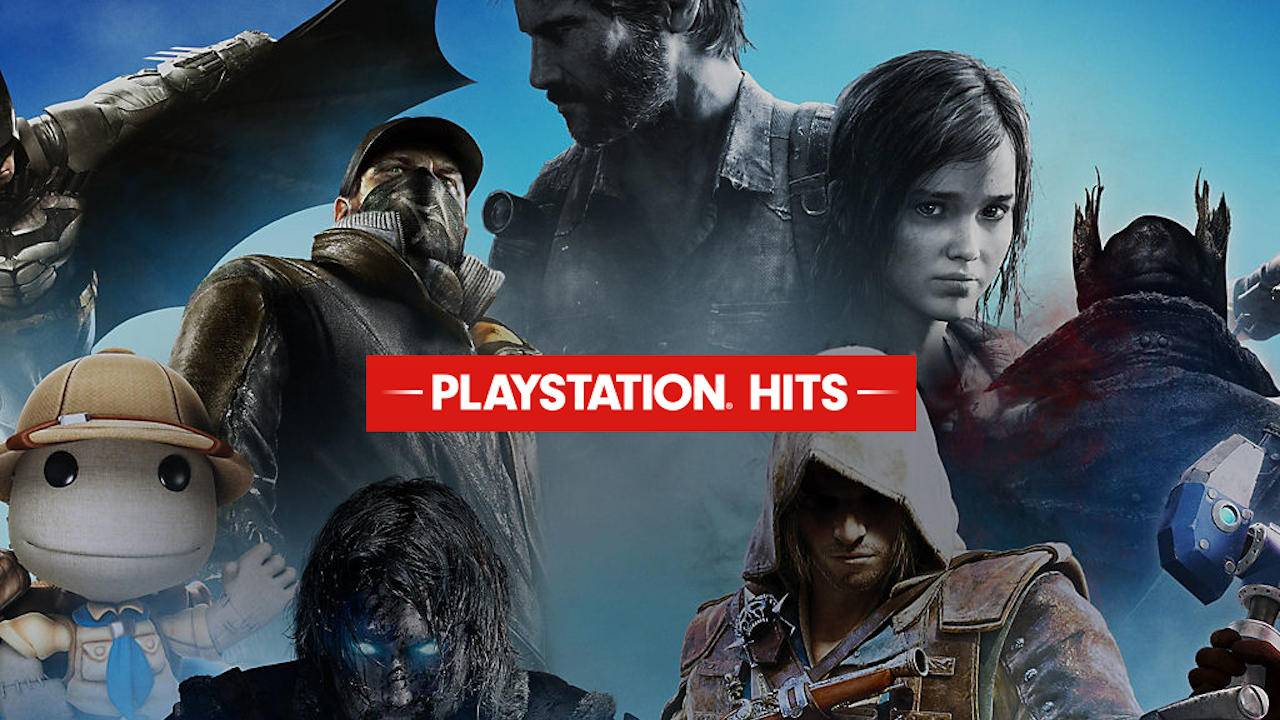 PlayStation Hits welcomes 7 more hits to PS4 lineup