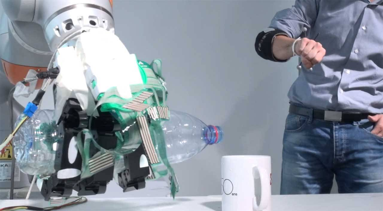 A new remote-controlled prosthetic hand could be a life-changer