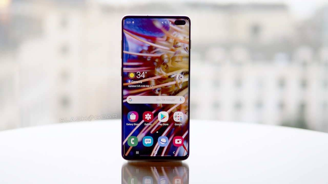 Galaxy S10 updates with fancy Note 10 camera features