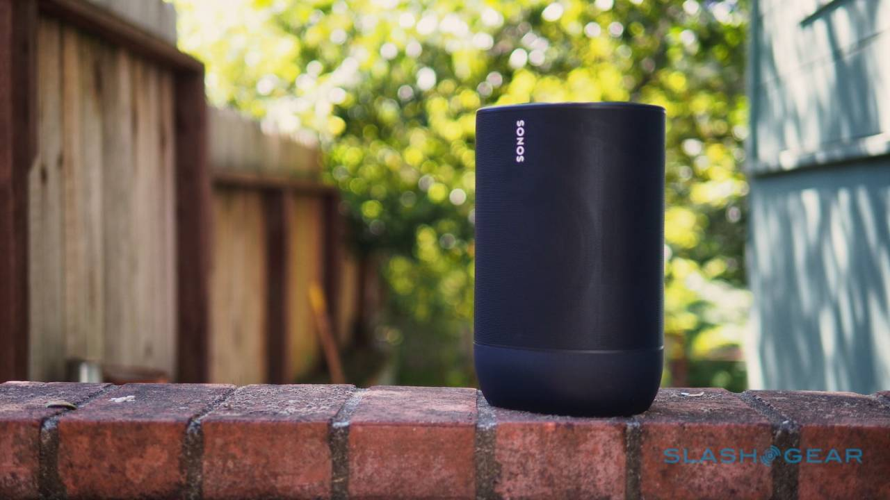 Sonos Move on sale now: Here's why you want one