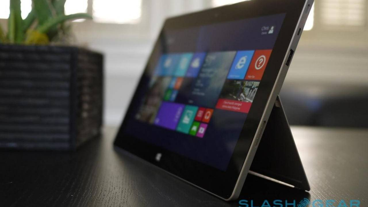 Surface 7 with ARM chip could finally rival the iPad Pro