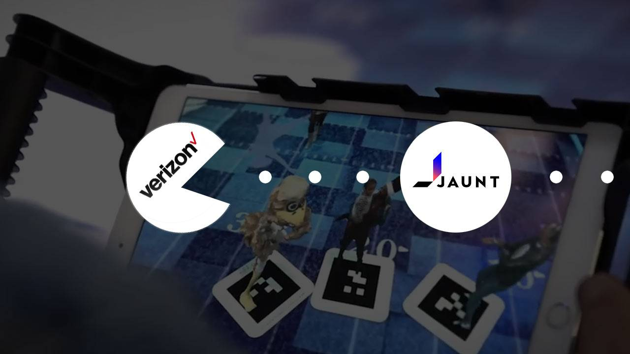 Verizon acquires Jaunt XR tech after AT&T AR team-up