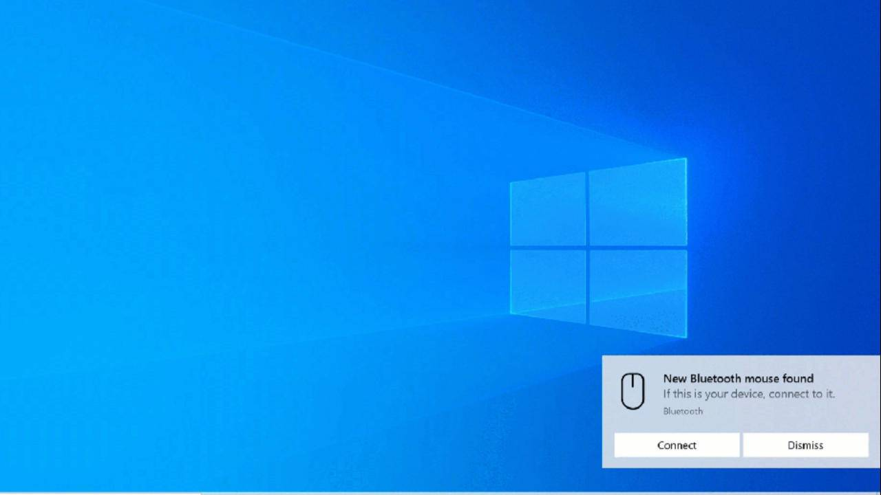 Windows 10 20H1 will make the Bluetooth pairing process faster