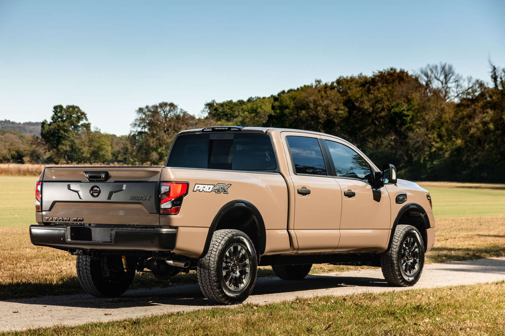 2020 Nissan Titan XD adds power and tech but cuts cab ...