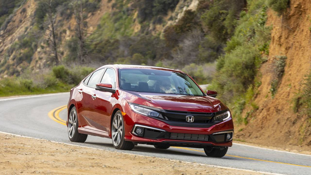 2020 Honda Civic line hits dealers