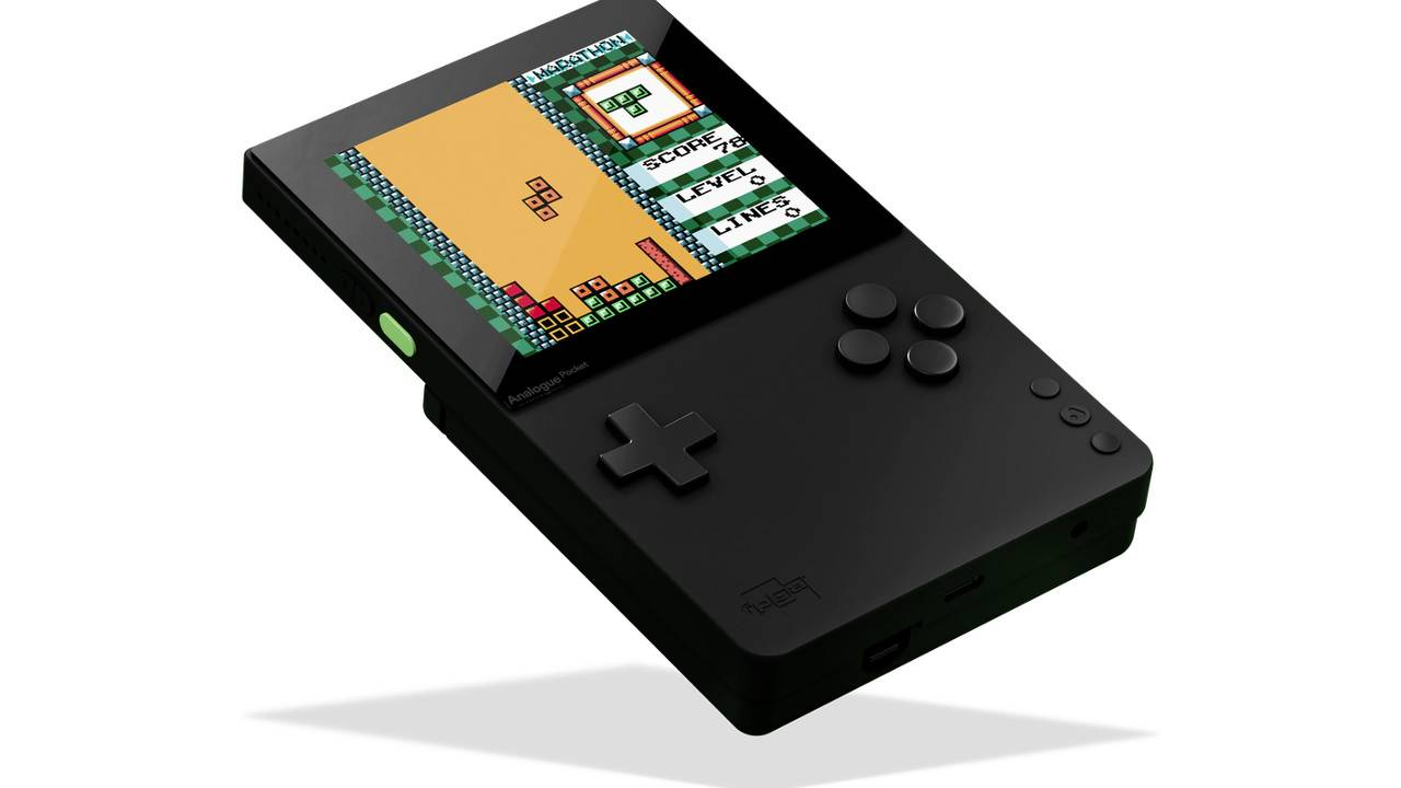 Analogue Pocket gives retro handheld games a modern twist