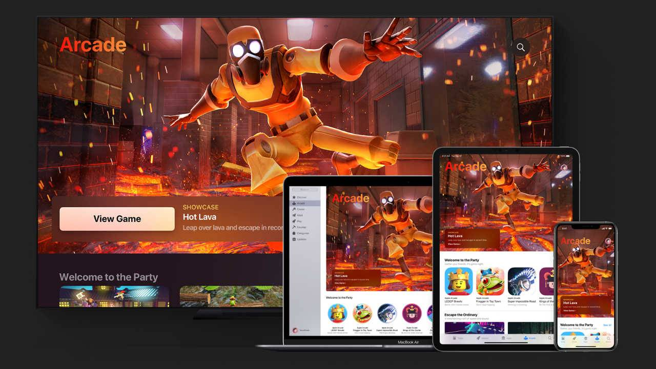 Apple Arcade gets five new action, racing, and adventure games