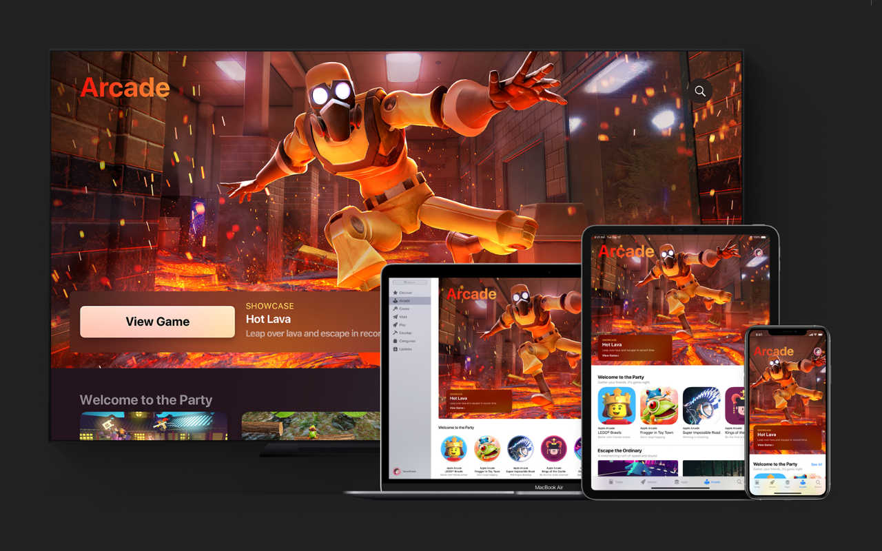Apple Arcade Gets Five New Action Racing And Adventure