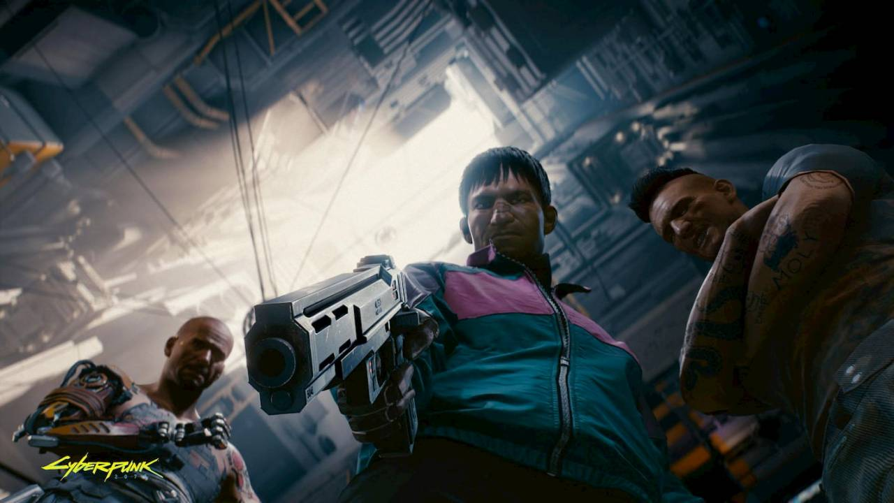 Cyberpunk 2077 on Switch probably isn't going to happen