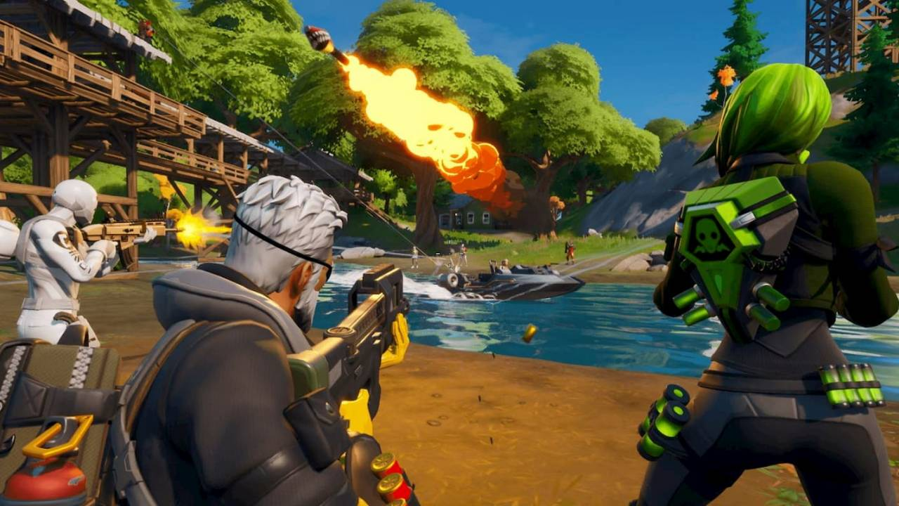 Fortnite's world-ending gamble paid off for Epic