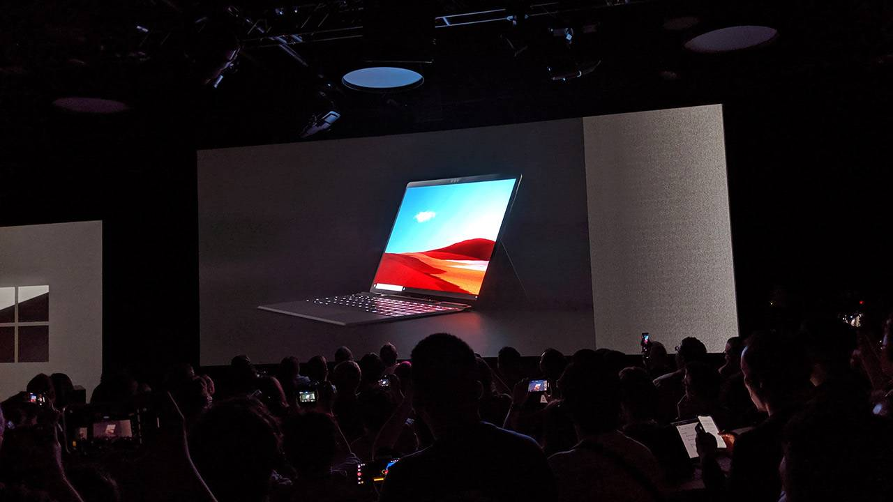 Surface Pro X revealed with custom Qualcomm chipset [Update: Price]