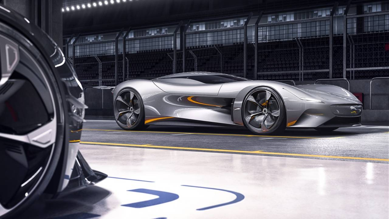 Jaguar made a stunning all-electric supercar – but there's one big problem