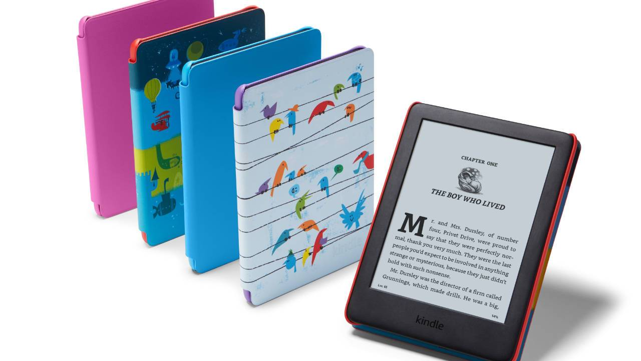 Kindle Kids Edition bundles Amazon FreeTime Unlimited and special case