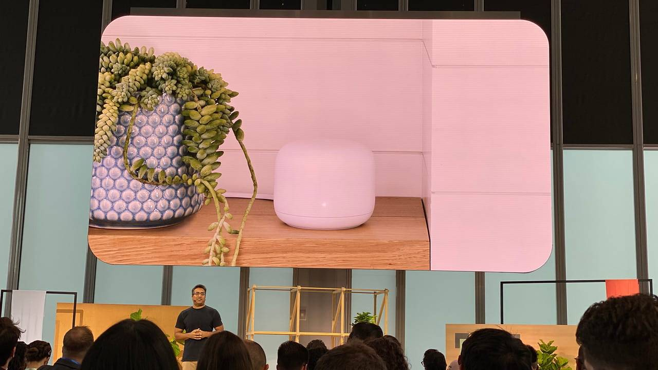 Nest WiFi is Google's latest attempt at mesh networking