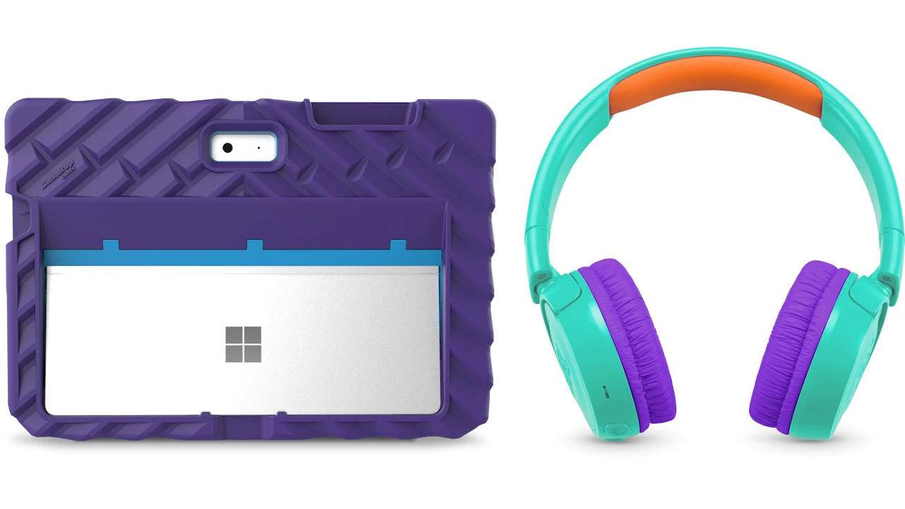 Surface Go Kids Bundle targets an unlikely audience
