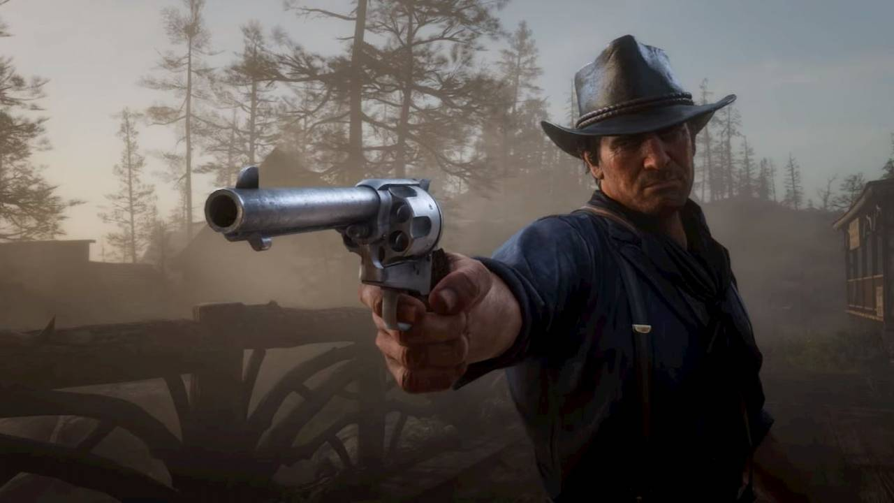 Red Dead Redemption 2 PC release confirmed out of nowhere
