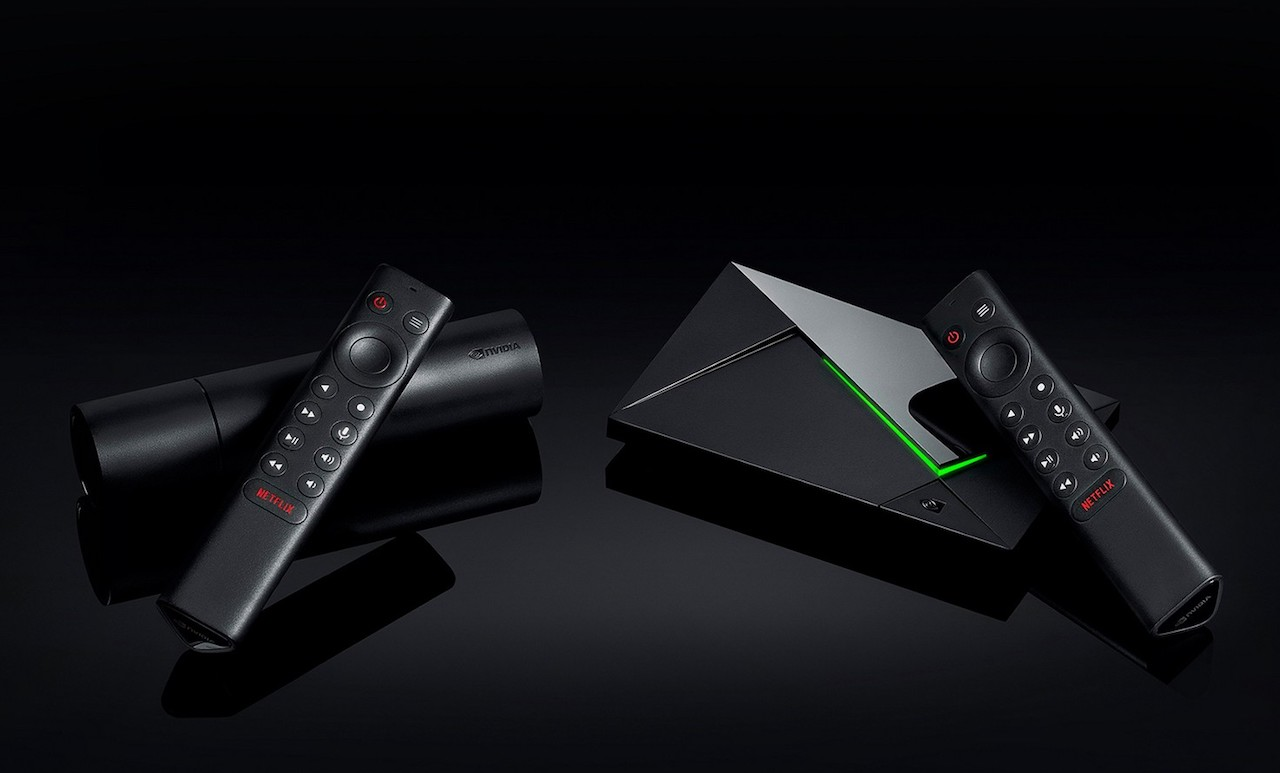 NVIDIA SHIELD TV (2019) and Pro official: Android TV, AI upscaling, new remote