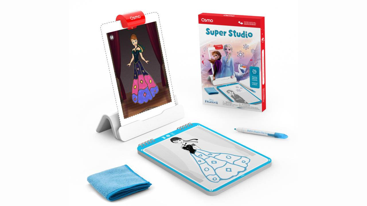 Osmo brings AI to learning with Frozen 2 Super Studio, Little Genius Kit