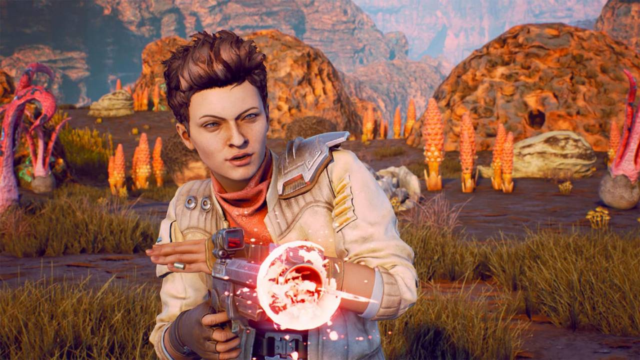 The Outer Worlds launch trailer emphasizes player choice