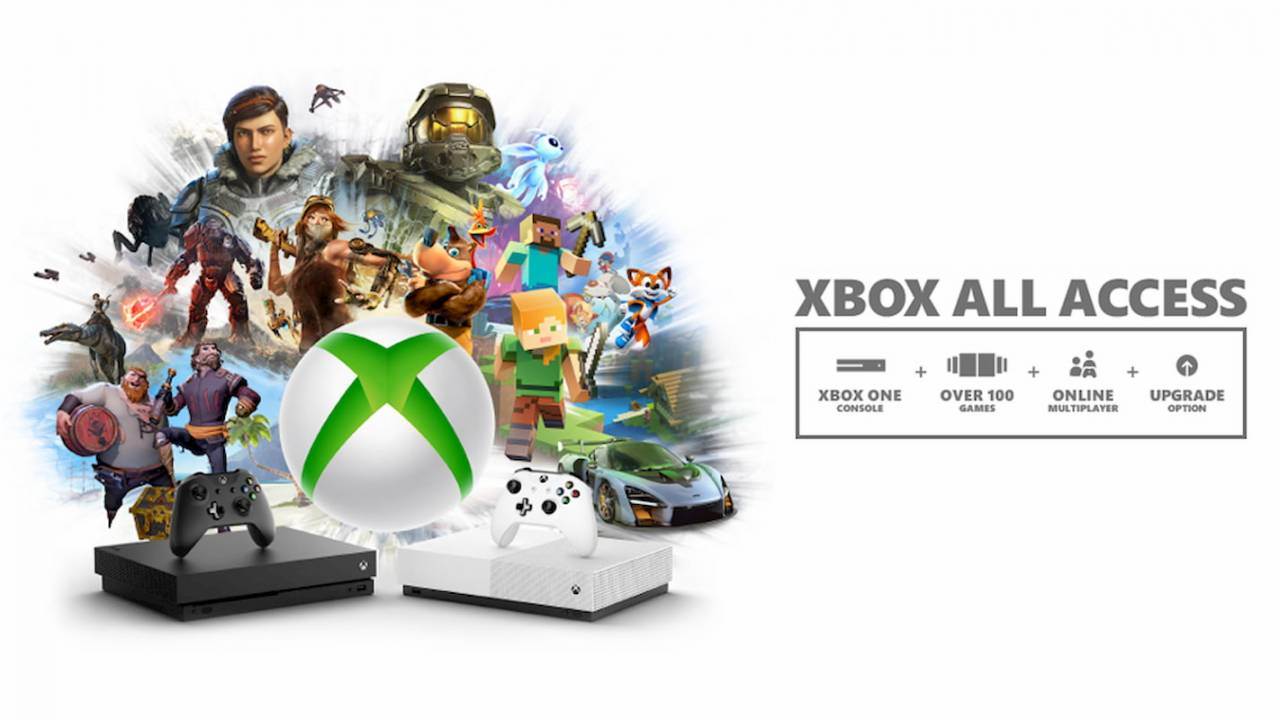 Xbox All Access returns offering Project Scarlett upgrades: What to know