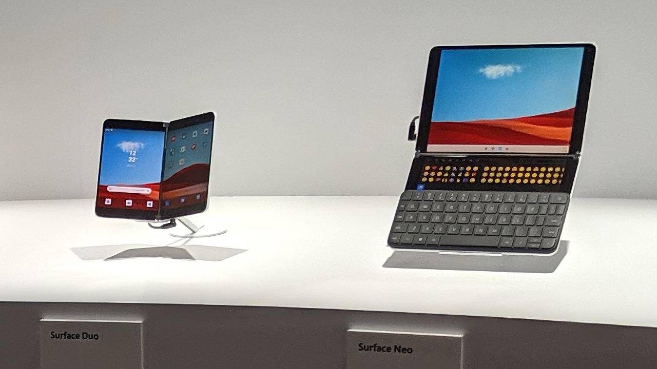 Surface Duo and Surface Neo to skip 5G, so have a good camera instead