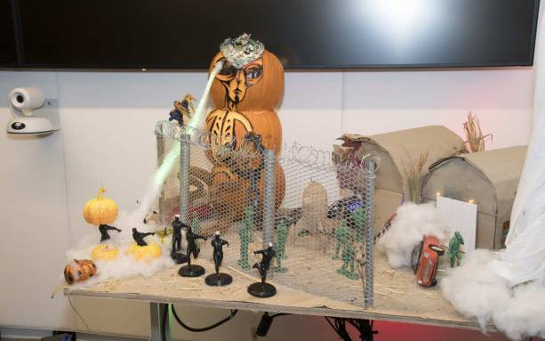 NASA pumpkin-carving contest yields aliens, Moon lander, and Nemo