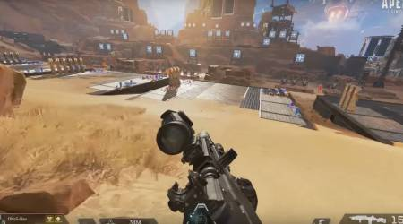 Apex Legends is about to get a big Training mode update
