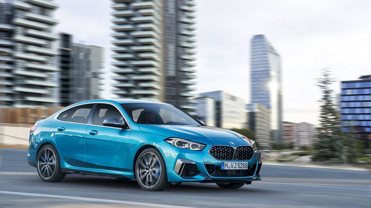 BMW outs new 2020 BMW 2 Series Gran Coupe