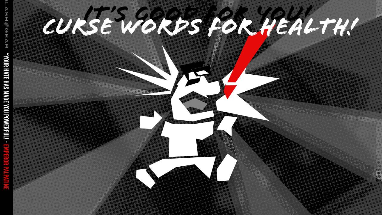 Can swearing make you healthier? Here's the reality