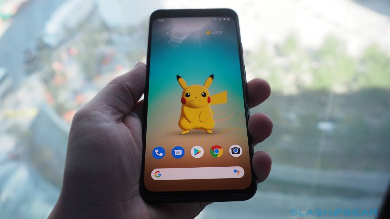 Pixel 4 Pokemon Sidekick Live Wallpaper hands-on: Kawaii magic