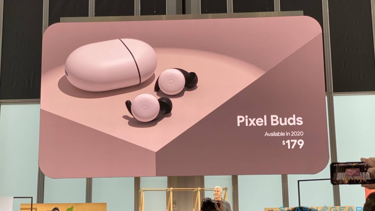 New Google Pixel Buds go completely cordless