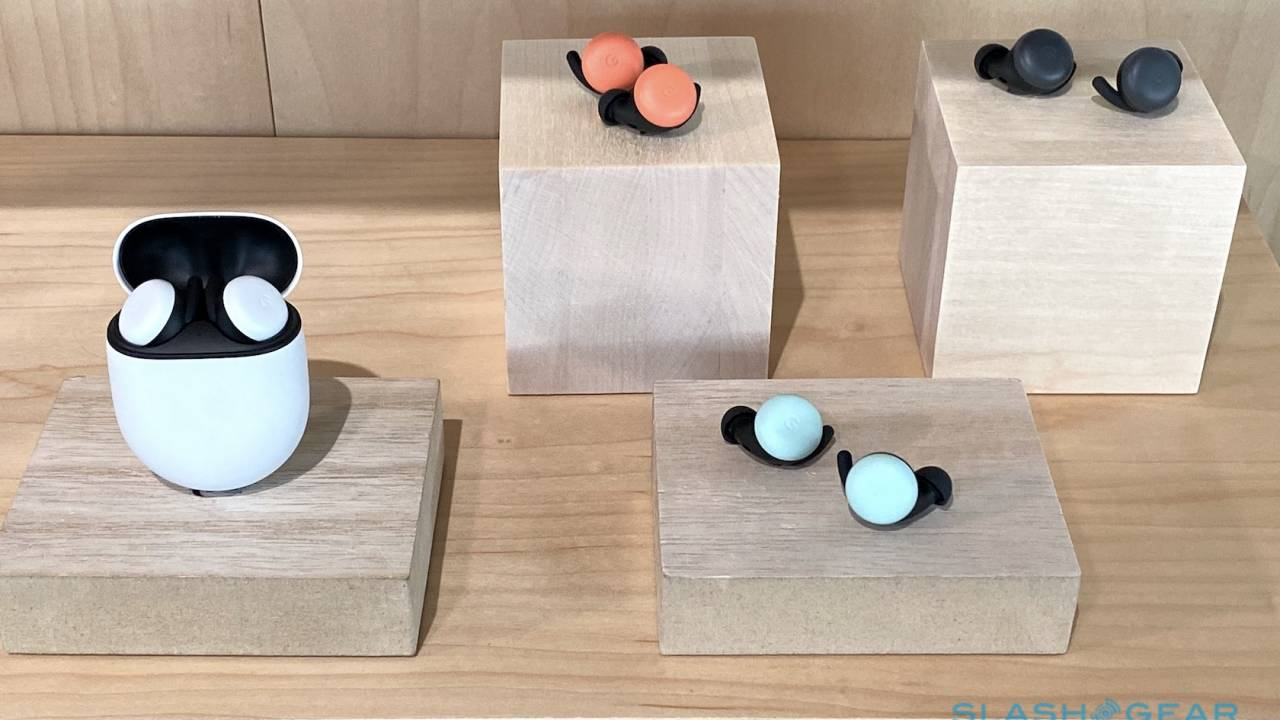 New Google Pixel Buds first look – Enough to intrigue