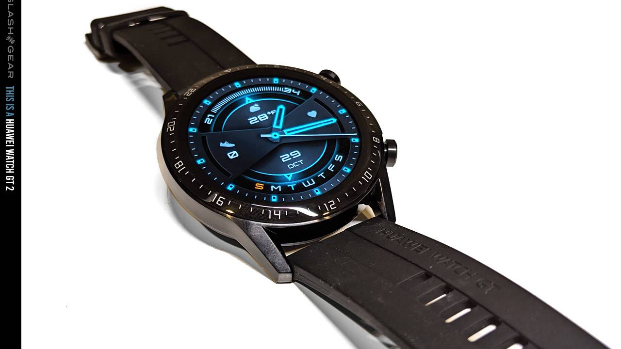Huawei Watch GT 2 Review: Similar experience, bigger battery