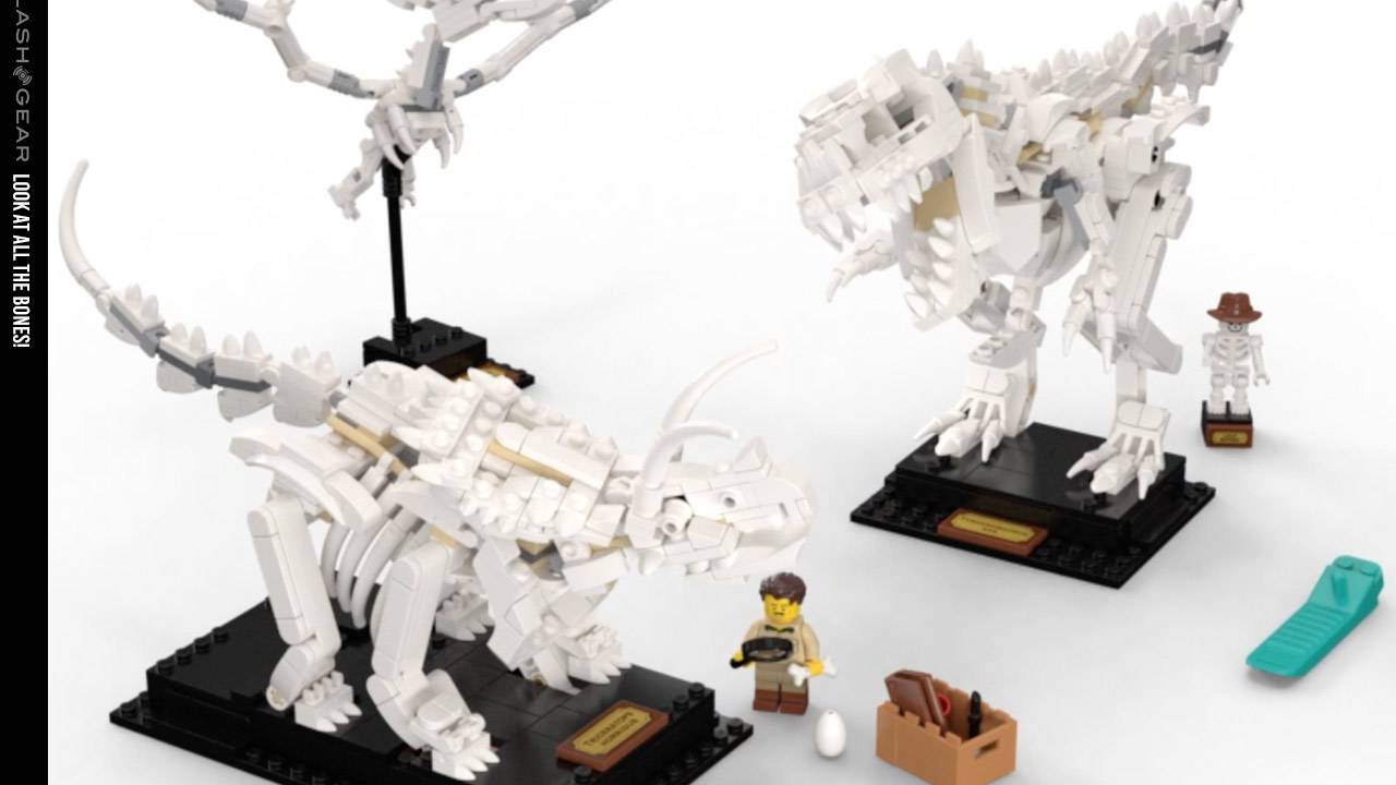 LEGO Ideas Dinosaur Fossils will be the go-to $60 gift this Christmas