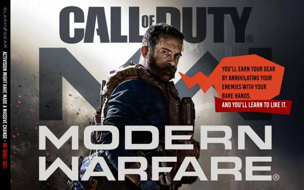 Call of Duty Modern Warfare update: No more loot boxes