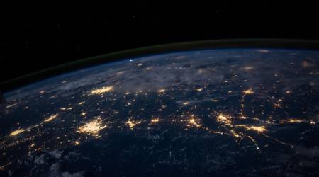 Project asks public to help find light pollution in space images