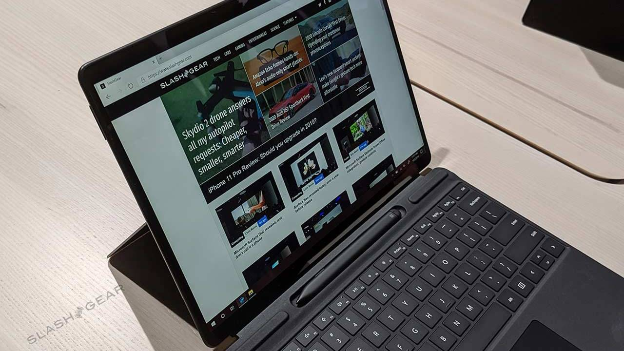 Surface Pro X hands-on and first impressions